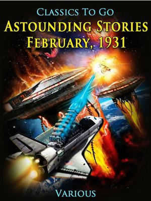 cover image of Astounding Stories