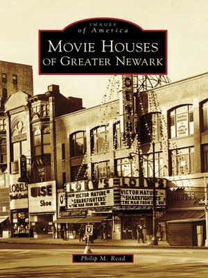 cover image of Movie Houses of Greater Newark