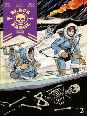 cover image of Black Badge (2018), Issue 2