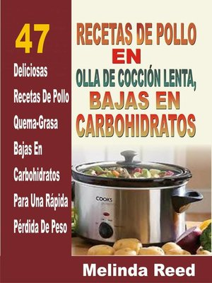 cover image of Recetas de Pollo en Olla de Cocción Lenta