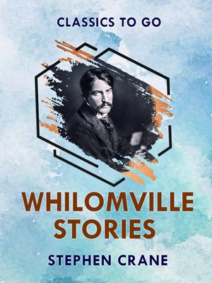 cover image of Whilomville Stories
