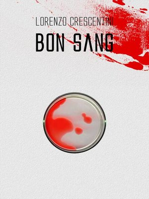 cover image of Bon sang