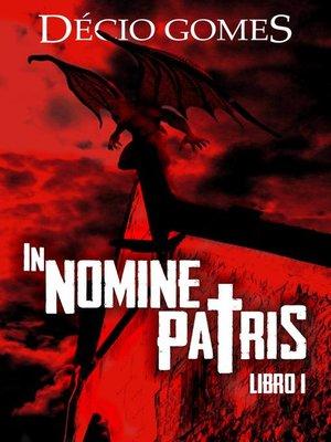 cover image of In Nomine Patris