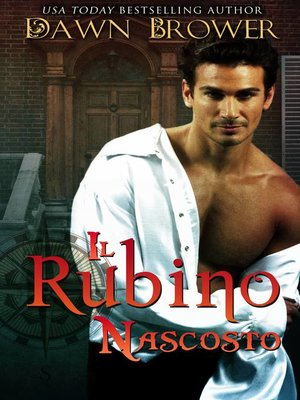 cover image of Il rubino nascosto
