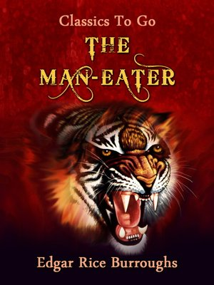 cover image of The Man Eater