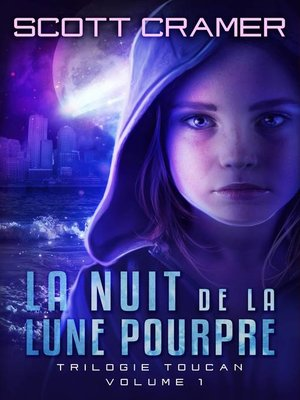 cover image of La nuit de la lune pourpre