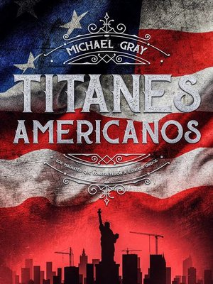 cover image of Titanes Americanos