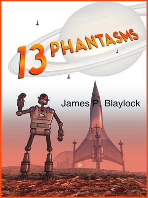 cover image of Thirteen Phantasms