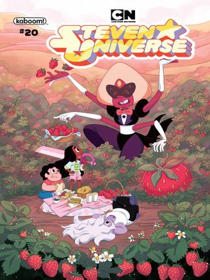cover image of Steven Universe Ongoing, Issue 20