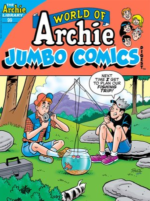 cover image of World of Archie Double Digest #99