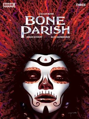 cover image of Bone Parish, Issue 3