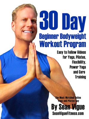 cover image of 30 Day Bodyweight Workout Program
