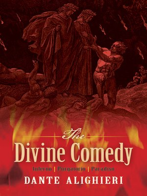 cover image of The Divine Comedy: Inferno, Purgatorio, Paradiso