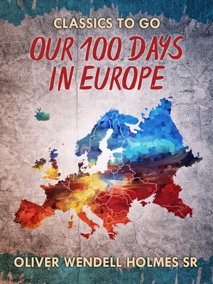 cover image of Our Hundred Days in Europe