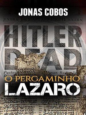 cover image of O Pergaminho Lázaro