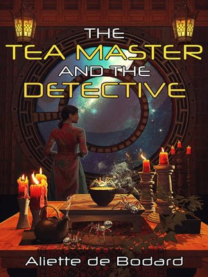 cover image of The Tea Master and the Detective