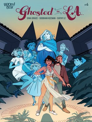 cover image of Ghosted in L.A. (2019), Issue 6