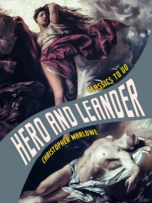cover image of Hero and Leander
