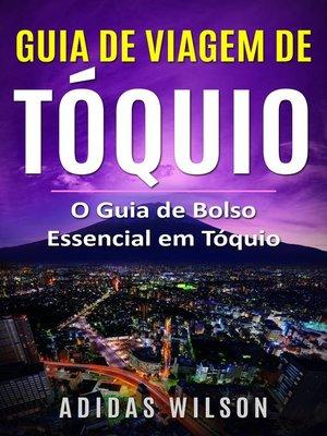 cover image of Guia de Viagem de Tóquio