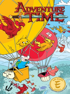 cover image of Adventure Time Volume 4