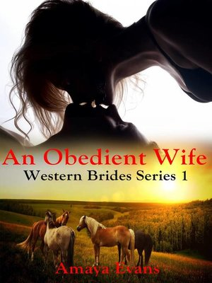 cover image of An Obedient Wife