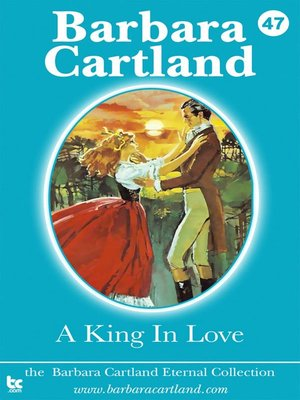 cover image of A King In Love