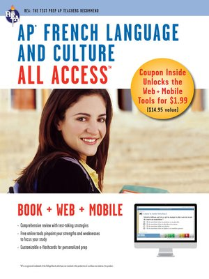 cover image of AP French Language & Culture
