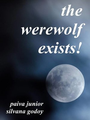 cover image of The werewolf exists!