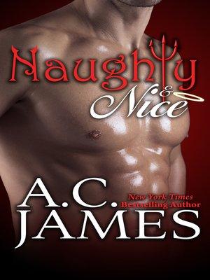 cover image of Naughty N' Nice