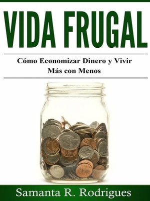 cover image of Vida Frugal