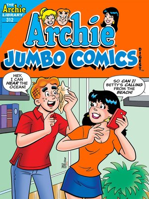 cover image of Archie Double Digest #312