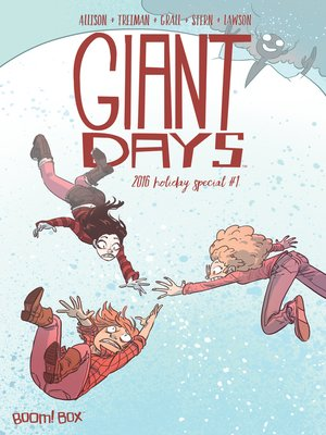 cover image of Giant Days 2016 Holiday Special