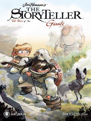 cover image of The Storyteller: Giants (2016), Issue 3