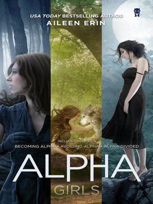 cover image of Alpha Girl Series Boxed Set