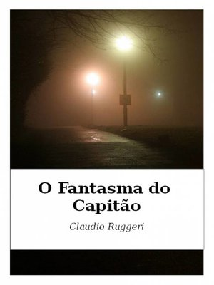 cover image of O Fantasma do Capitão