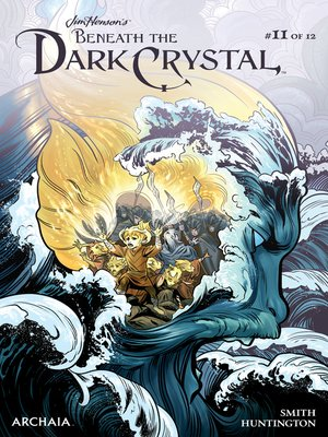 cover image of Beneath the Dark Crystal (2018), Issue 11