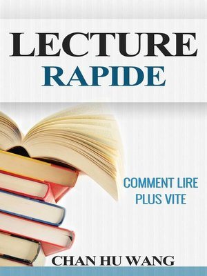 cover image of Lecture Rapide