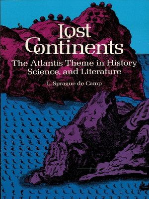 cover image of Lost Continents