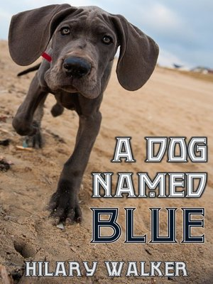 cover image of A Dog Named Blue