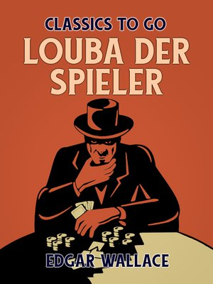 cover image of Louba der Spieler