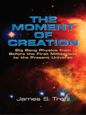 cover image of The Moment of Creation