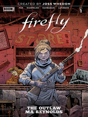 cover image of Firefly: The Outlaw Ma Reynolds