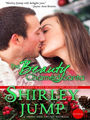 cover image of The Beauty Charmed Santa