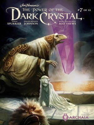 cover image of The Power of the Dark Crystal (2017), Issue 7