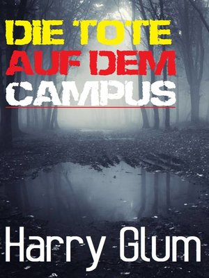 cover image of Die Tote auf dem Campus