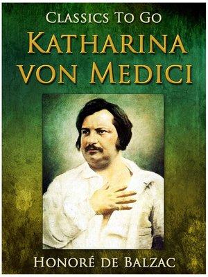 cover image of Katharina von Medici