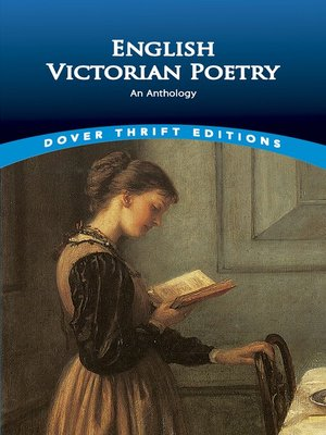 cover image of English Victorian Poetry