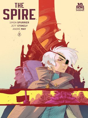 cover image of The Spire #2