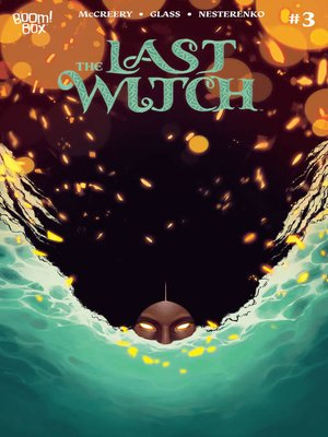 cover image of The Last Witch #3