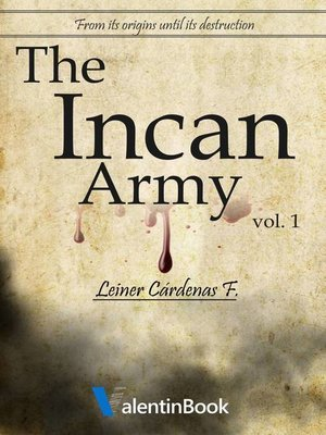 cover image of The Incan Army